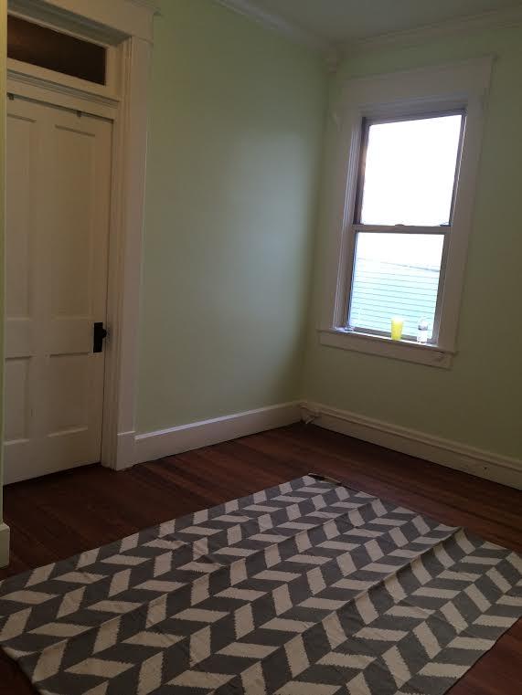 rug with window